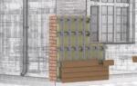 Композитный облицовочный фасад загородного дома