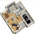 План обустройства загородного дома